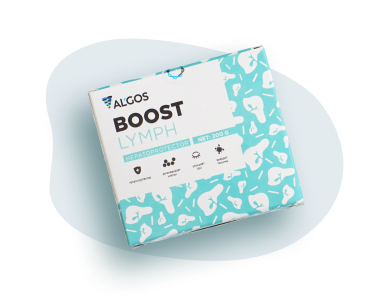 Al'gos Boost Lymph