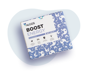 Al'gos Boost Energy